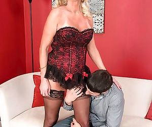 Uncontrolled mature fucking with everyone - part 3