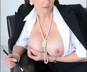 Office english mistress lady sonia is your kinky queen - part 12