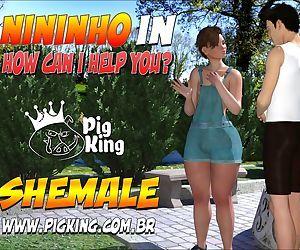 PigKing- Nininho in How Can I Help You?