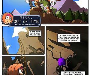 Okida- Tikal – Out of Time