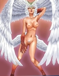 Toon babes of every imaginable fantasy engaging in both common and unusual sex a - part 2121
