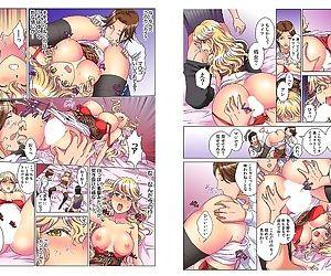 Tenbatsu Chara-o ~Onna o Kuimono ni Shita Tsumi de Kurogal Bitch-ka~ 1