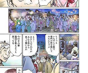 Oedo de Ecchi Shimasu! 3 - part 4