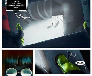 Persona 5 XXX comic