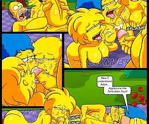 THES SIMPSONS PINIC TUFOS