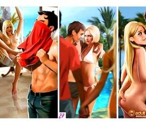 The honeymoon- Nicole Heat