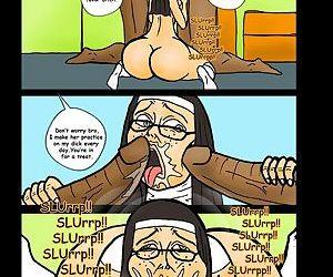 Sister O'Malley Part 3- Duke Honey