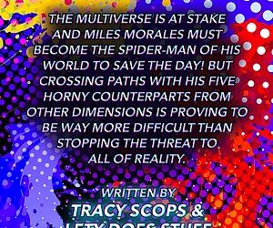 Tracy Scops- Spider-Sex – Into The Spider-Smut