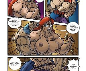 Kartoon Warz 1 - Bigger And Bigger