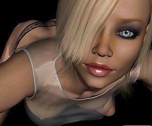 Blonde toon - part 832
