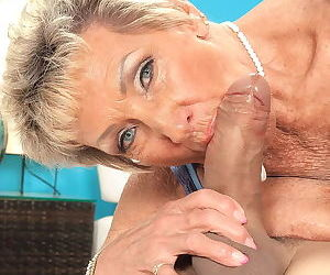 Grandma sandra ann sucking her yonger lover - part 80