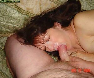 Random amateur wives sucking cocks - part 4705