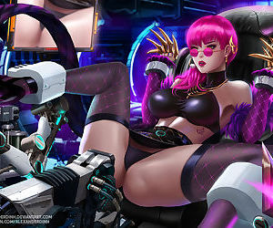 You ready for this? KDA Series - part 2