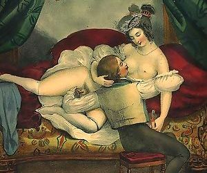 Retro erotic toons - part 953