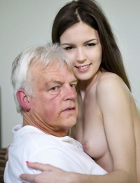 Old and young lovers break thru societys taboos with their love