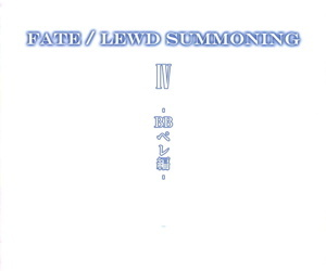 Fate/Lewd Summoning 4 -BB Pele Hen-
