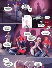 Tracy Scops - Spider-Man vs Screwball