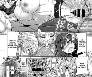 Seijo no Rakuin -Annunciation of despair- #01