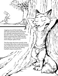 Wilde Academy - Chapter 2 - Who Came First- The Rabbit or The Fox