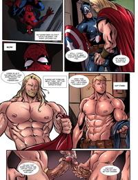Phausto- Avengers