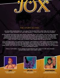Tom Cray- JOX- Treasure Hunter #4
