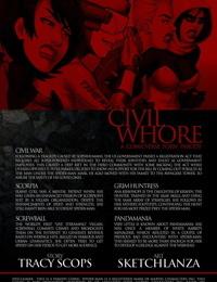 Tracy Scops- Civil Whore