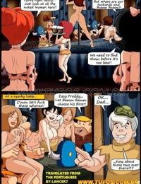 Tufos – Croc- The Flintstones – Orgy at the Water Buffalo Lodge