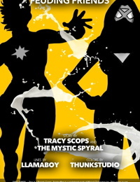 Tracy Scops- Feuding Friends –
