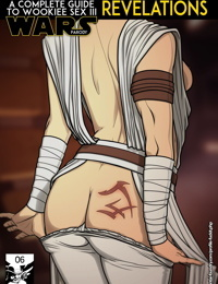 Star Wars- A Complete Guide to Wookie Sex III – Fuckit