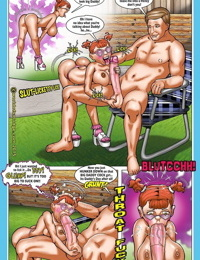 Smudge- Bikini Twins Surprise