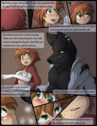 JayNaylor-The fall of little red riding hood 1