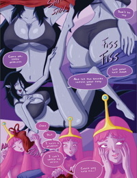 Adventure Time- 50 Shades of Marceline