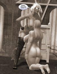 Metrobay- Halloween Havoc- Naughty Noir 3