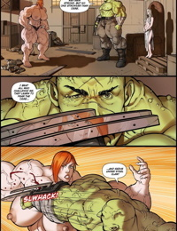 MuscleFan- The Strong Shall Survive Issue 03