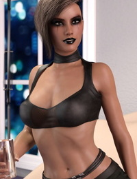 CrazySky3D- Dressing Room Experience Vol 2