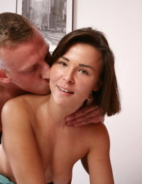 British housewife cheats on her husband with her new boyfriend