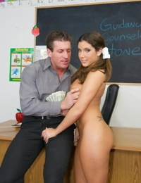 College slut tiffany summers handling teacher dick in classroom - part 4478