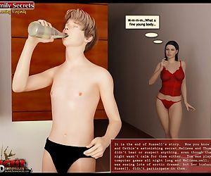 Family Secrets - Loosing Virginity - part 5