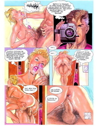 The School of Erotic Science - part 3