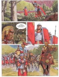 Etreinte Barbare - part 2