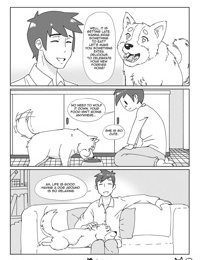 Life With A Dog Girl 1