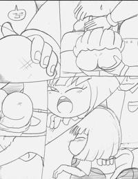 Hanako-Sans Spanking