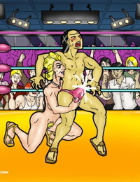 Sex In The Ring - part 3