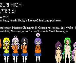 Senzuri High 6 - part 7