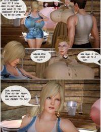Pulp Cowgirls: Issue 1 - part 2