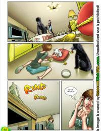 Innocent Dickgirls-The Housesitter