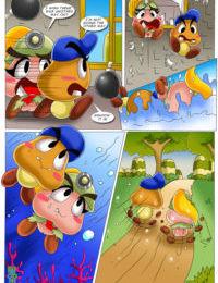 Palcomix- Mario Project 3