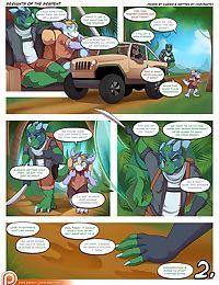 Servants Of The Serpent - part 2