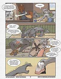 Sheath And Knife - A Beach Side Story - part 2