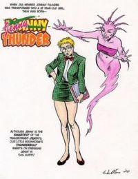 Tebra Artwork - DC Universe - part 6